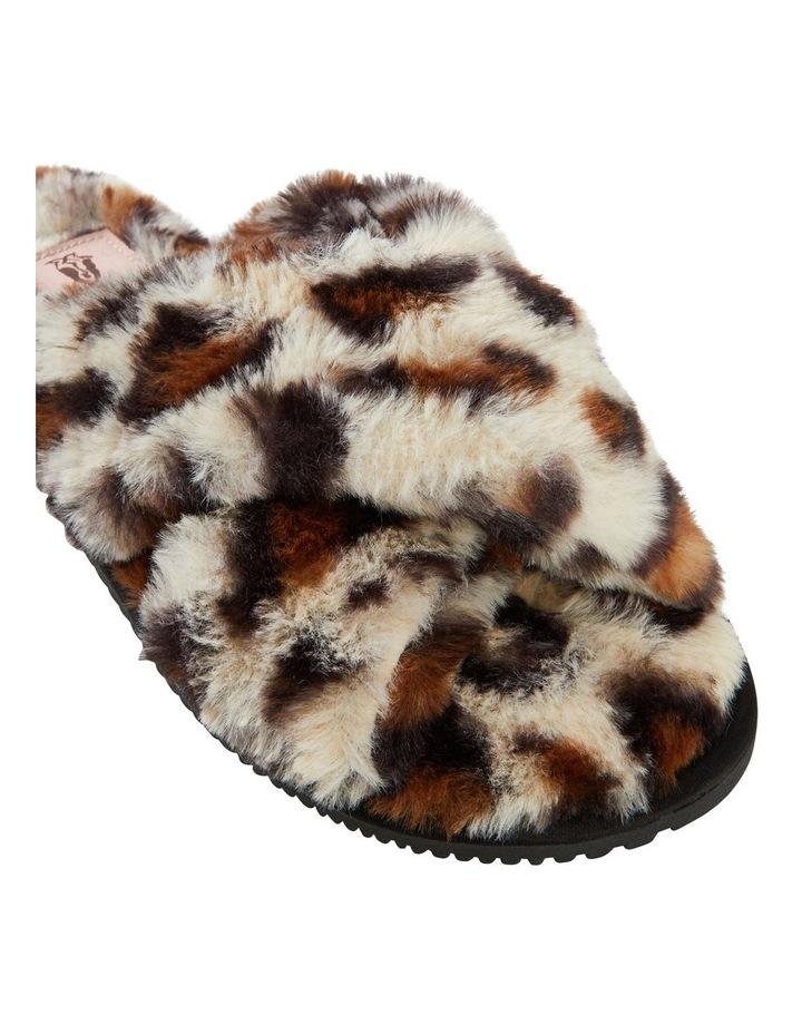 Poodle Leopard Slipper image 4