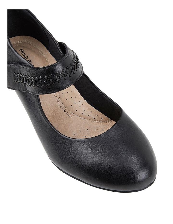 Cadence Black Heeled Shoes image 4