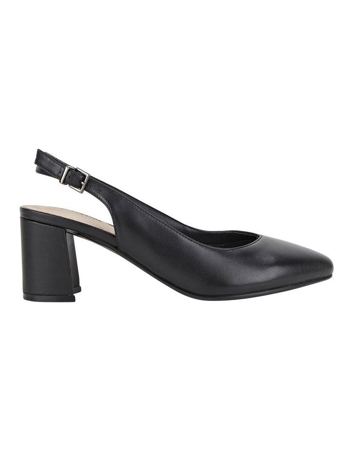 Josette Bkack Heeled Shoes image 1