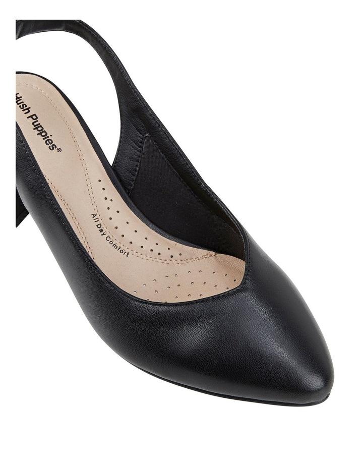 Josette Bkack Heeled Shoes image 2