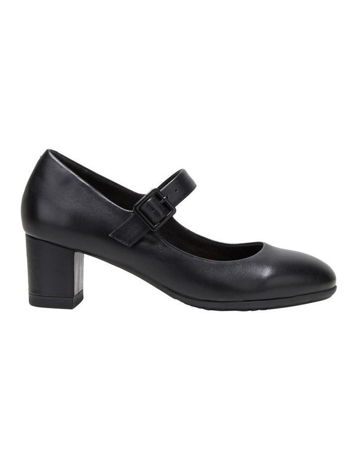 The Mary Jane Black Heeled Shoe image 1