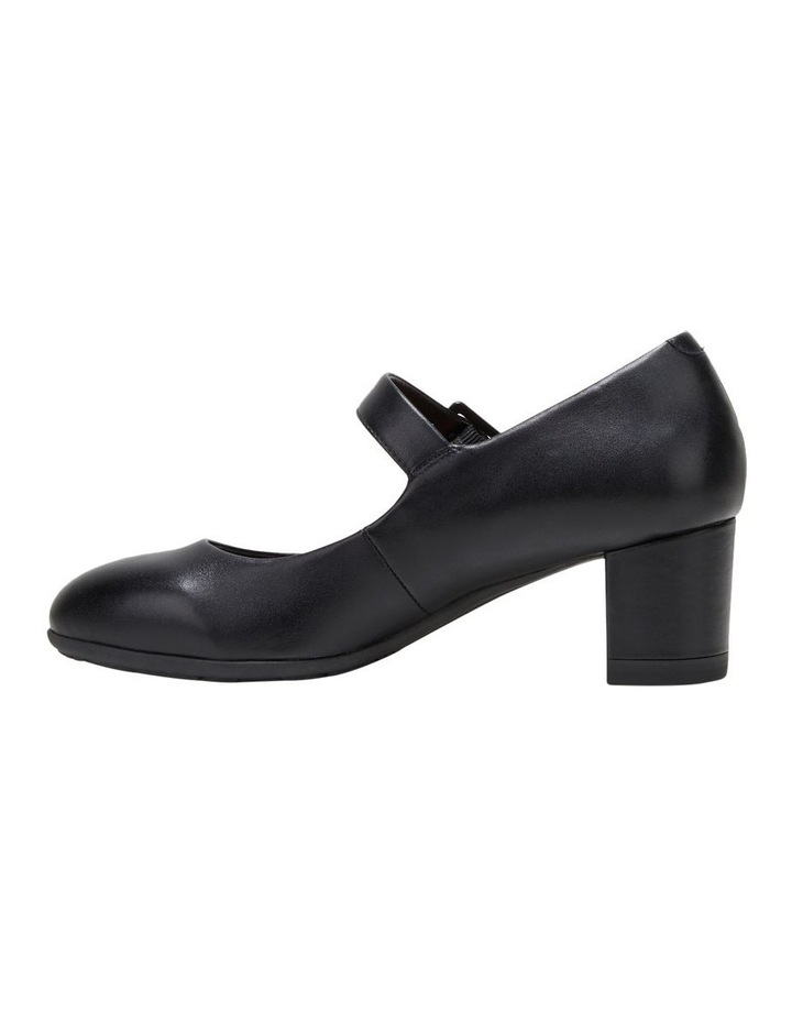 The Mary Jane Black Heeled Shoe image 3