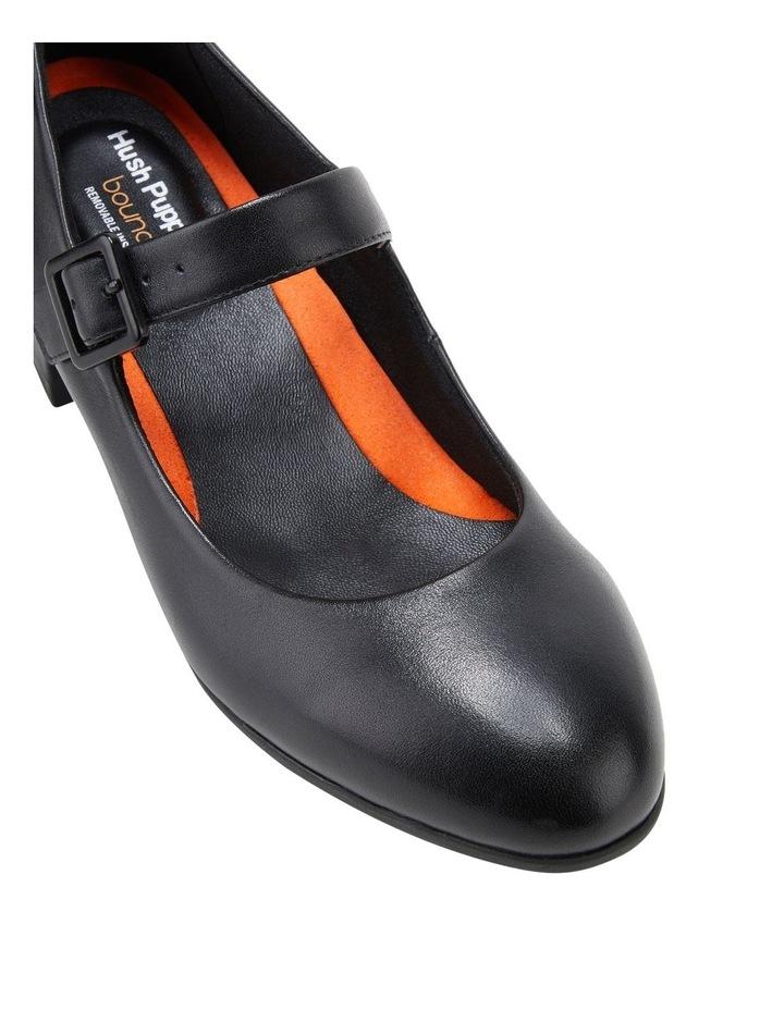 The Mary Jane Black Heeled Shoe image 4
