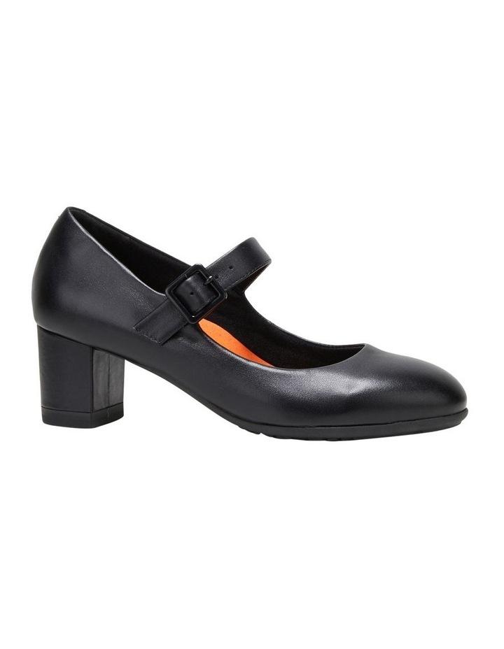 The Mary Jane Black Heeled Shoe image 5