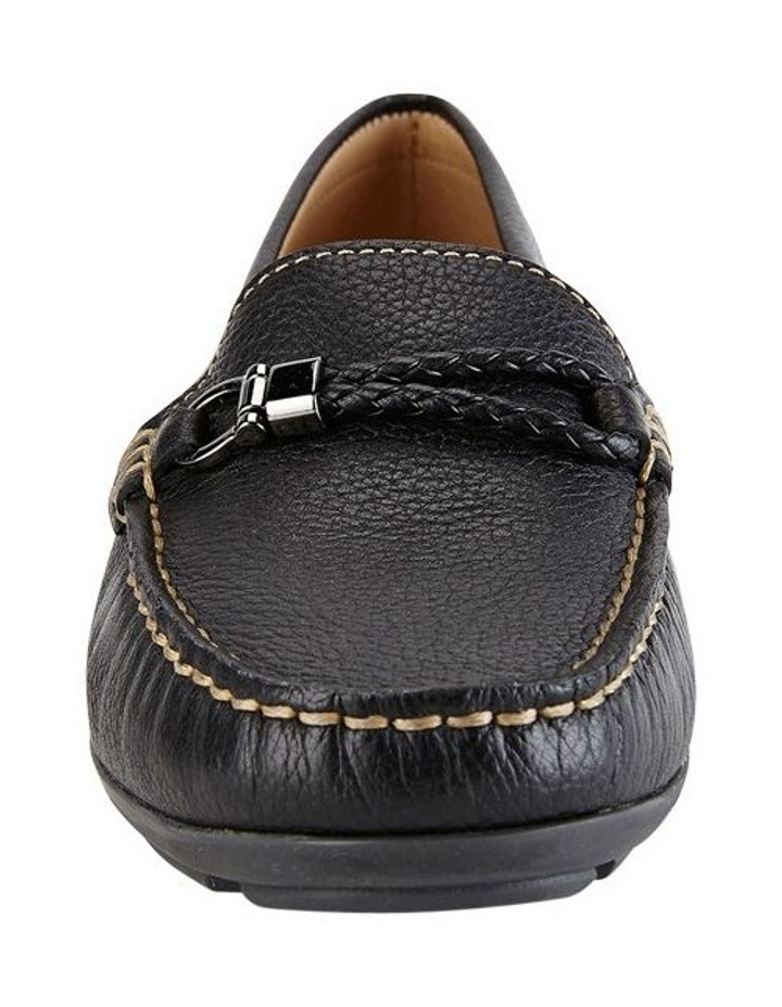 Renita Black Loafer image 3