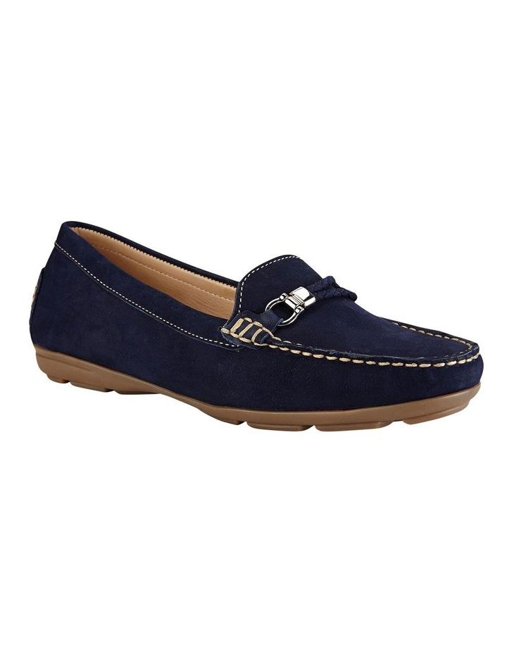 Renita Navy Nubuck Loafer image 9