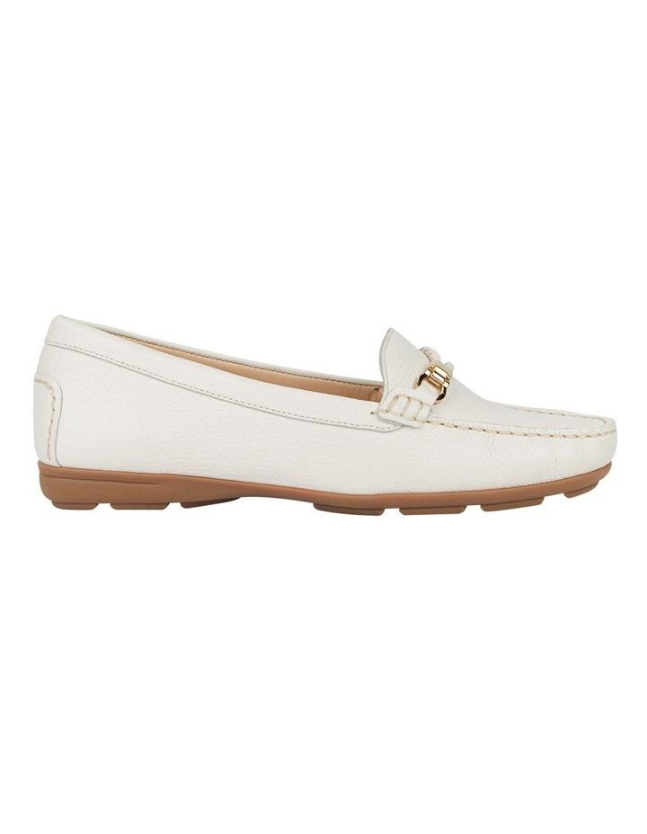 Renita White Loafer image 1