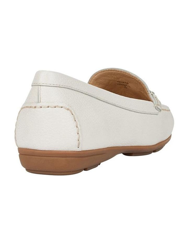 Renita White Loafer image 3