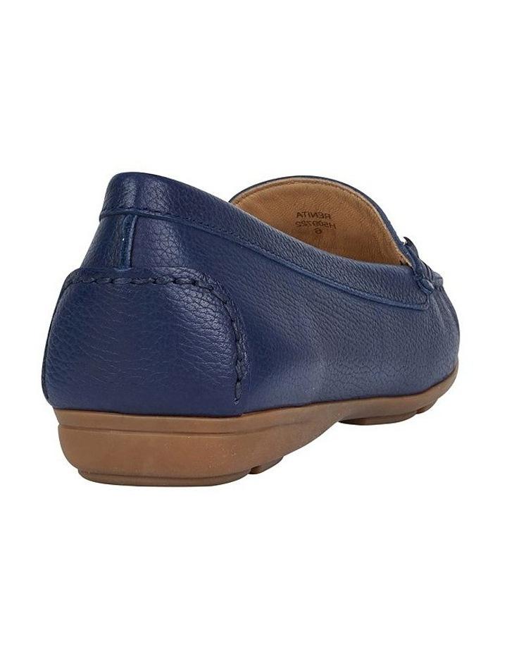 Renita Navy Loafer image 3