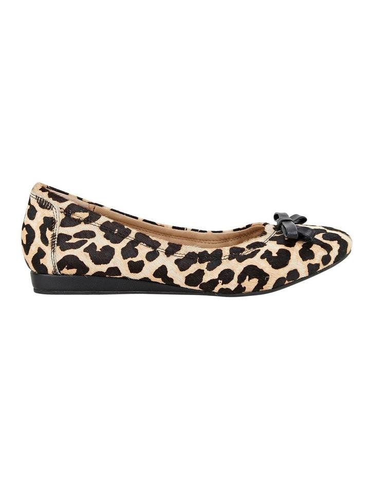 Bowie Leopard Flat Shoes image 1