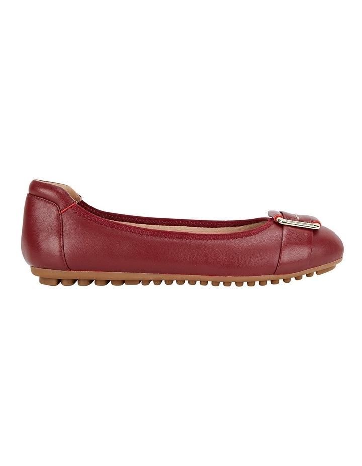 Loren Rosewood Flat Shoes image 1