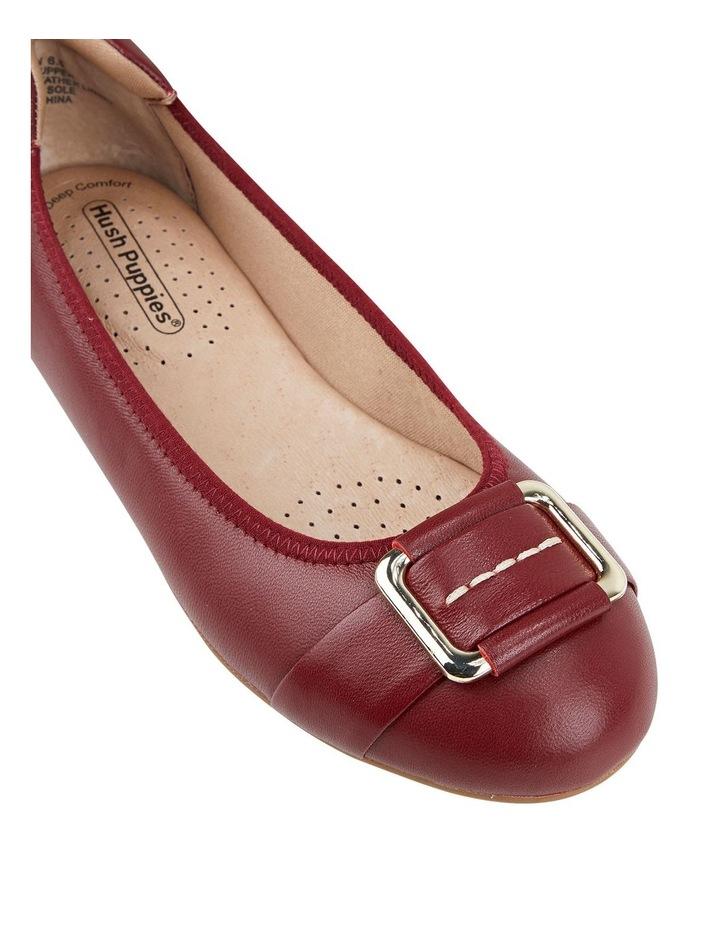 Loren Rosewood Flat Shoes image 2