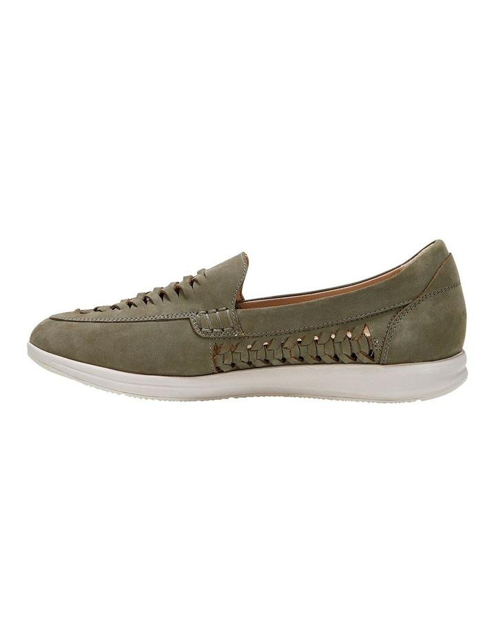Zante Sage Nubuck Flat Shoe image 3