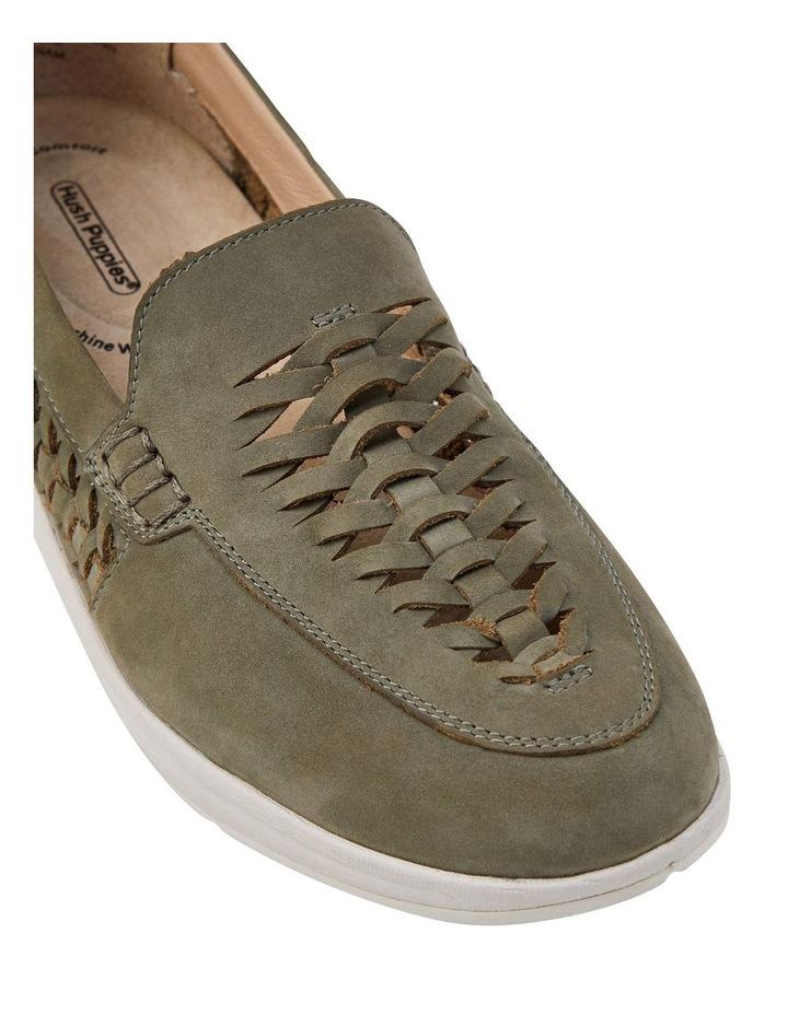 Zante Sage Nubuck Flat Shoe image 4