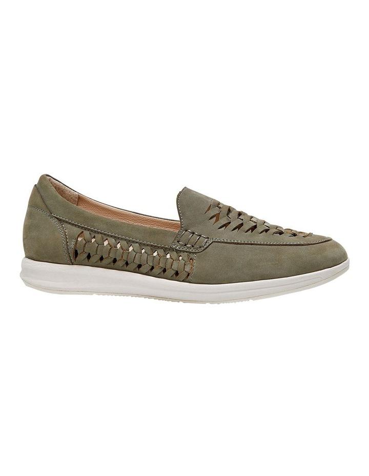 Zante Sage Nubuck Flat Shoe image 5