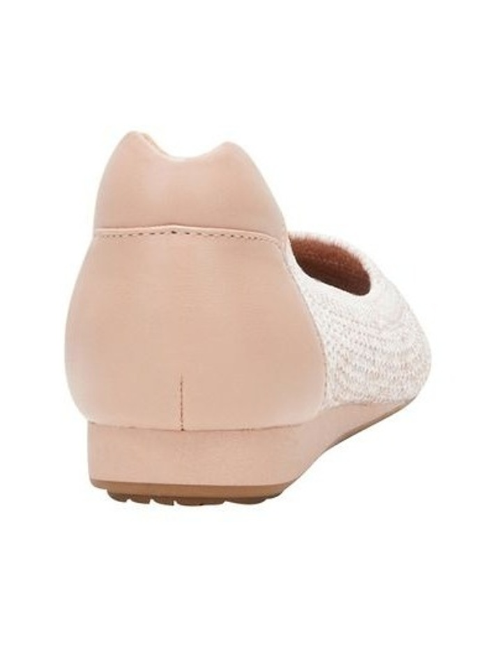 Dance Blush Flat Shoe image 2