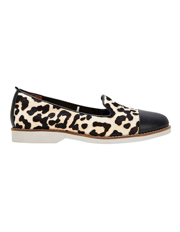 Demi Leopard Flat Shoe image 1