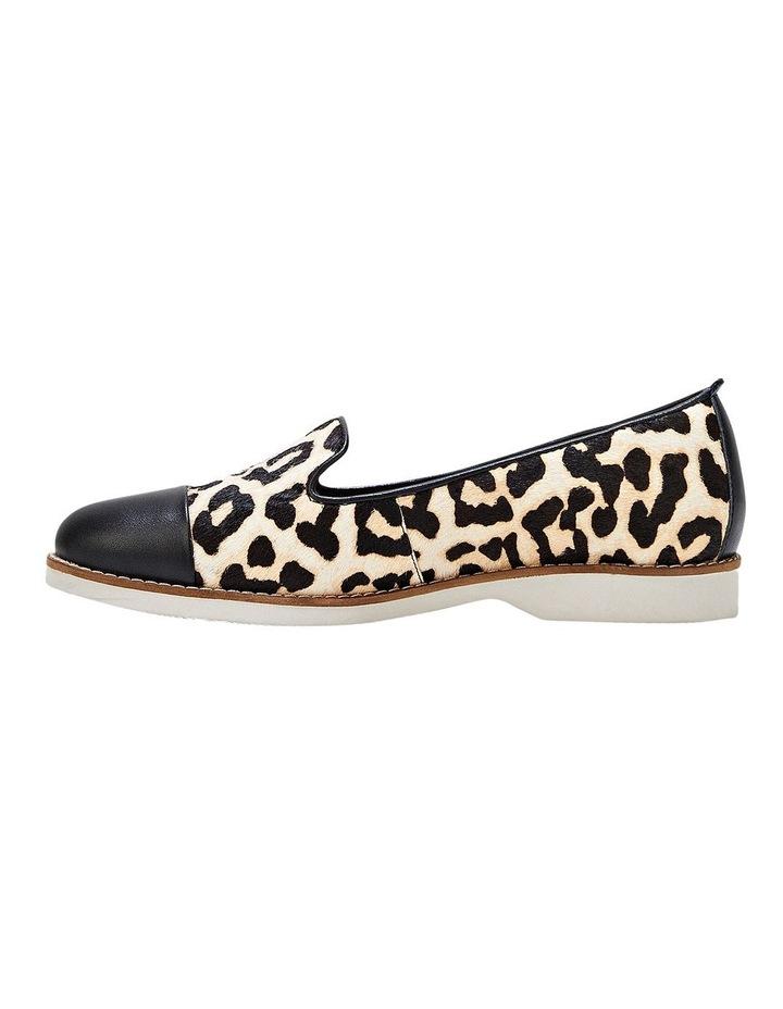Demi Leopard Flat Shoe image 3
