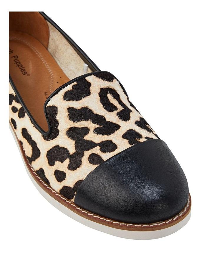 Demi Leopard Flat Shoe image 4