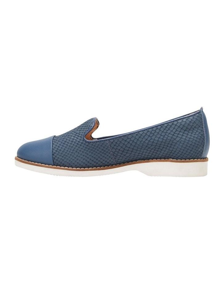 Demi Midnight Snake Flat Shoe image 3