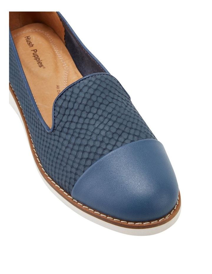 Demi Midnight Snake Flat Shoe image 4