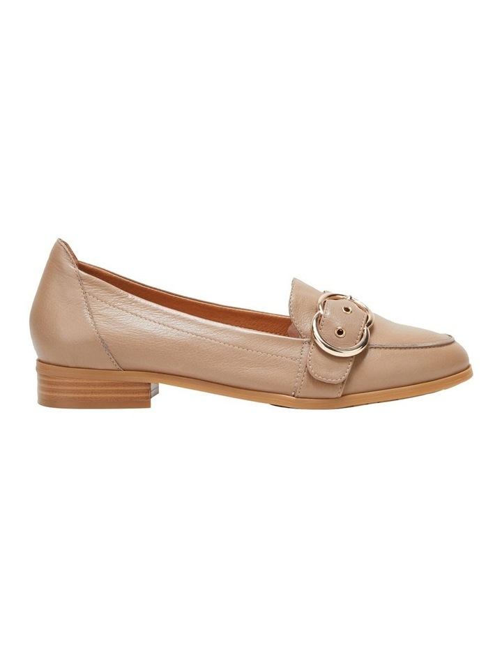Luxe Taupe Flat Shoe image 1