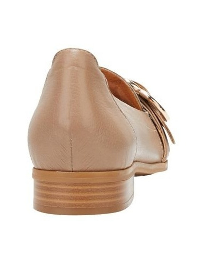 Luxe Taupe Flat Shoe image 2