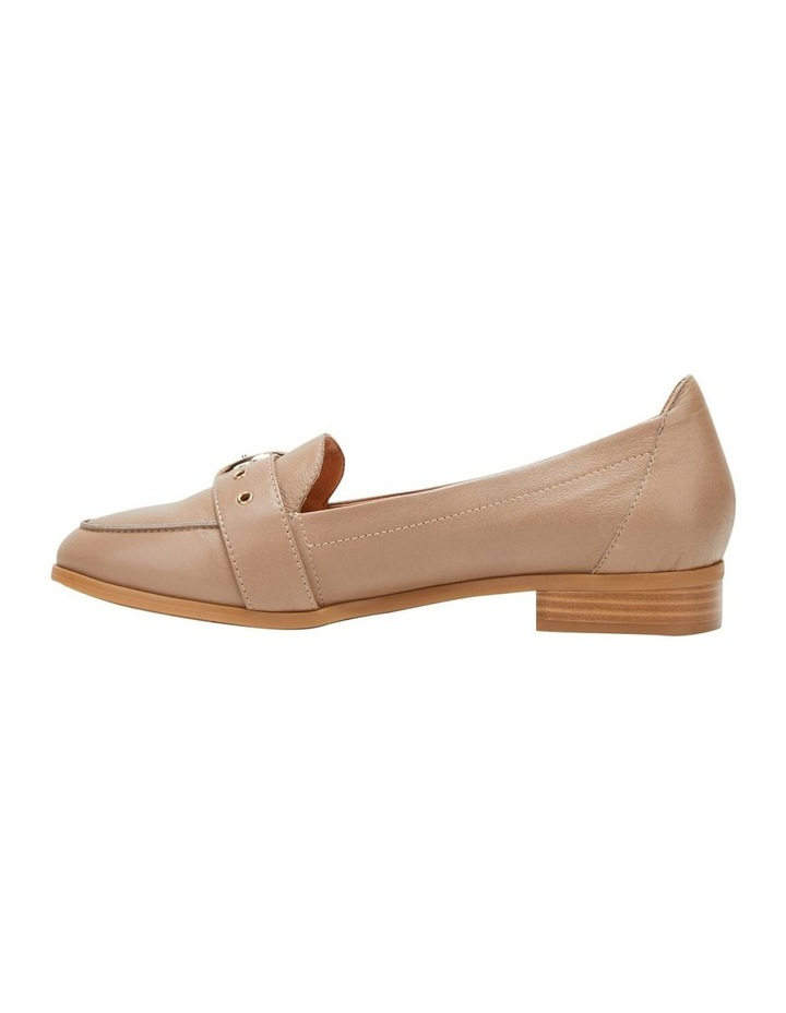Luxe Taupe Flat Shoe image 3