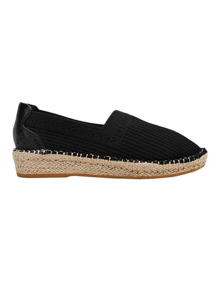 Baha Black Flat Shoe image 1