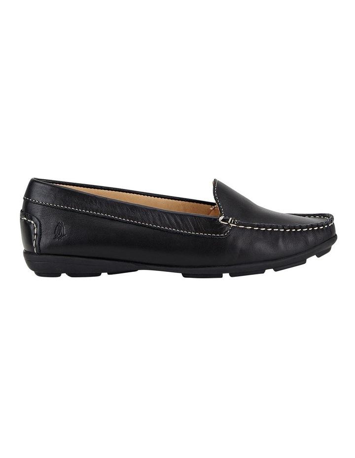 Renita II Black Flat Shoe image 1