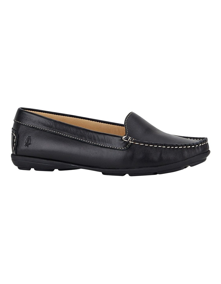 Renita II Black Flat Shoe image 3