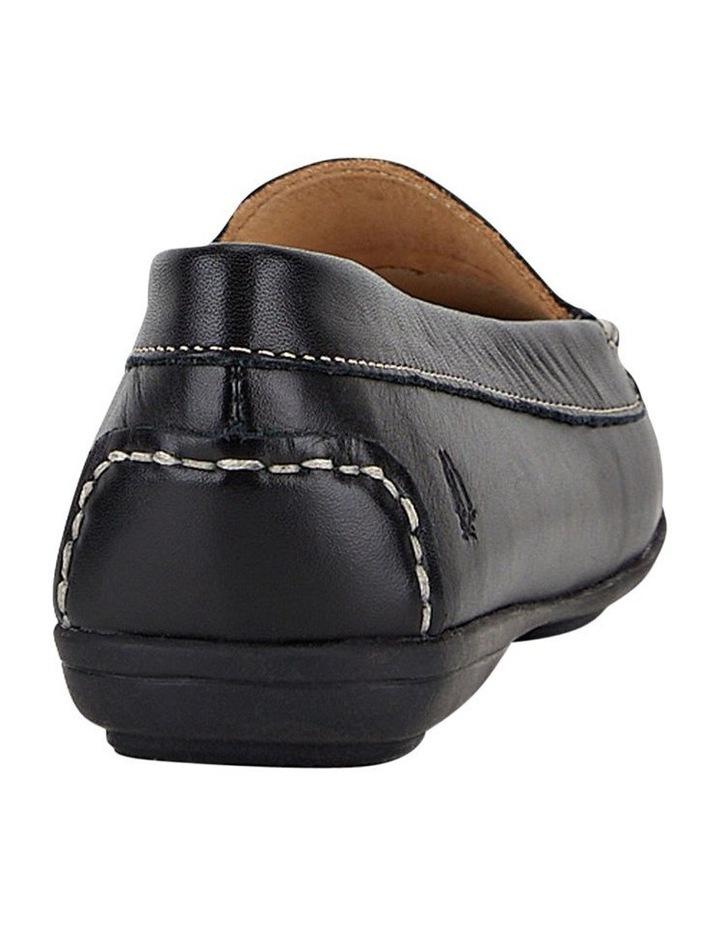 Renita II Black Flat Shoe image 4