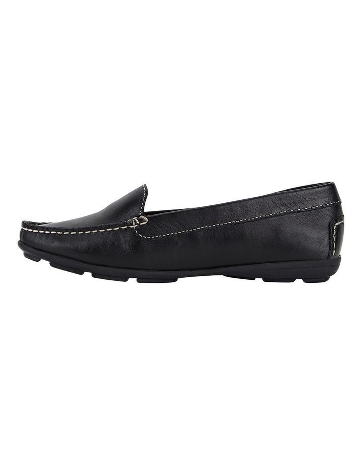 Renita II Black Flat Shoe image 5