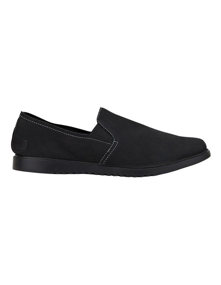 The Everyday Slip On Black Flat Shoe image 1