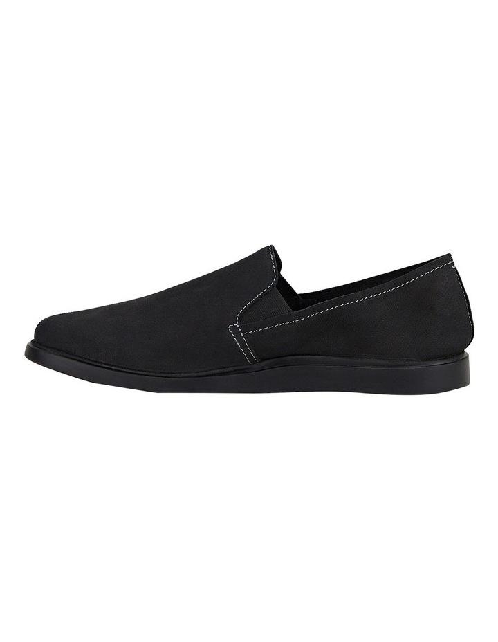 The Everyday Slip On Black Flat Shoe image 3
