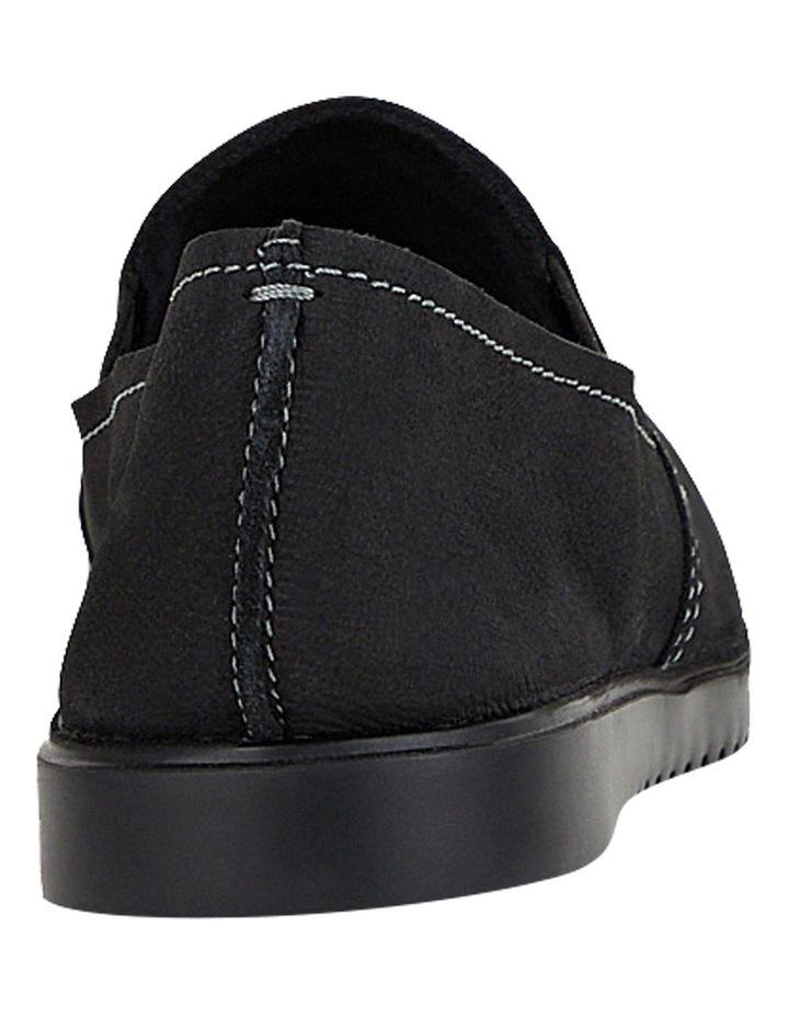 The Everyday Slip On Black Flat Shoe image 5