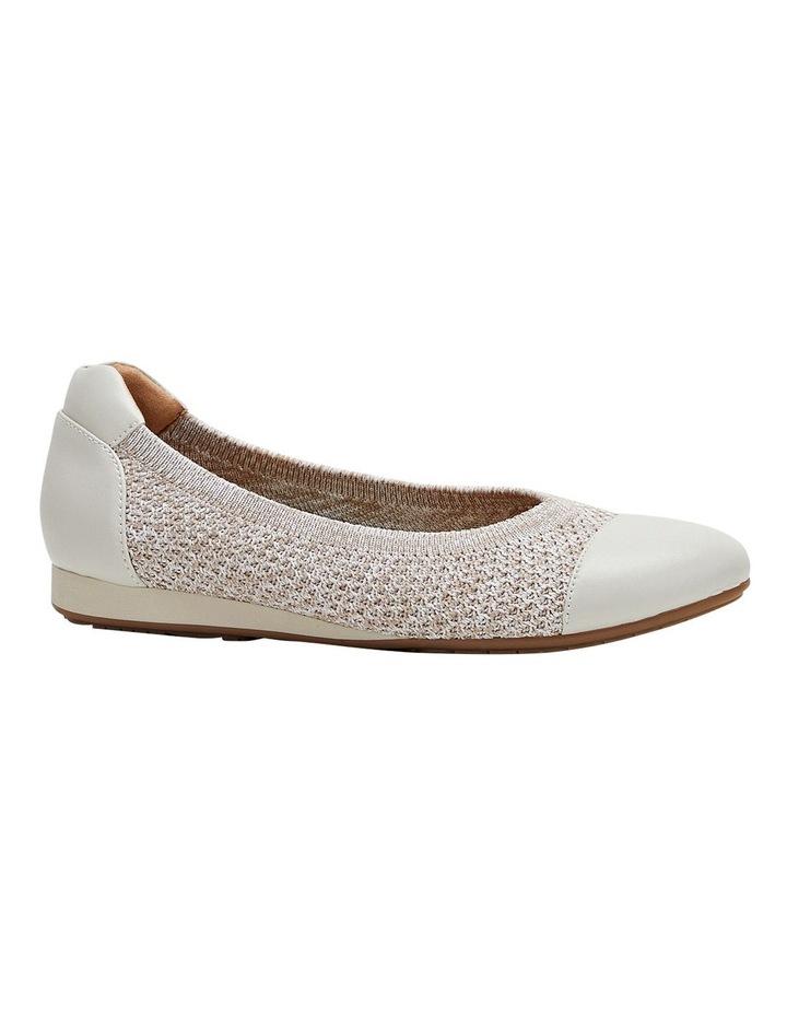 Bodhi Taupe Flat Shoe image 2