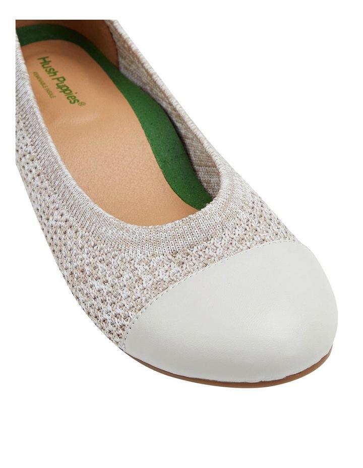 Bodhi Taupe Flat Shoe image 3