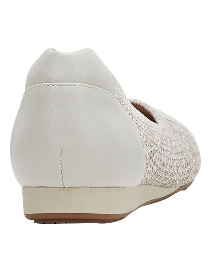 Bodhi Taupe Flat Shoe image 5