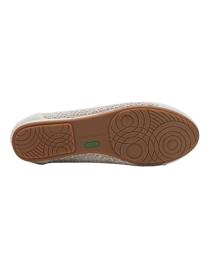 Bodhi Taupe Flat Shoe image 6