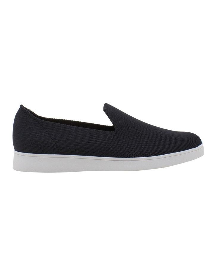 Martini Black Flat Shoe image 1