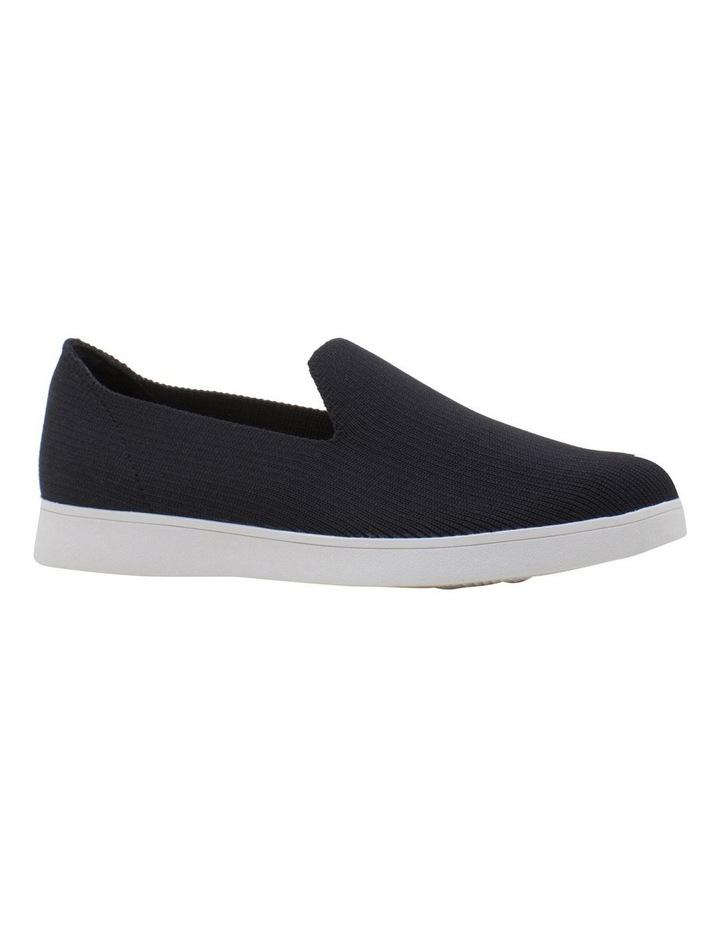 Martini Black Flat Shoe image 3