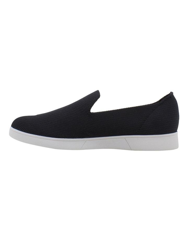Martini Black Flat Shoe image 4