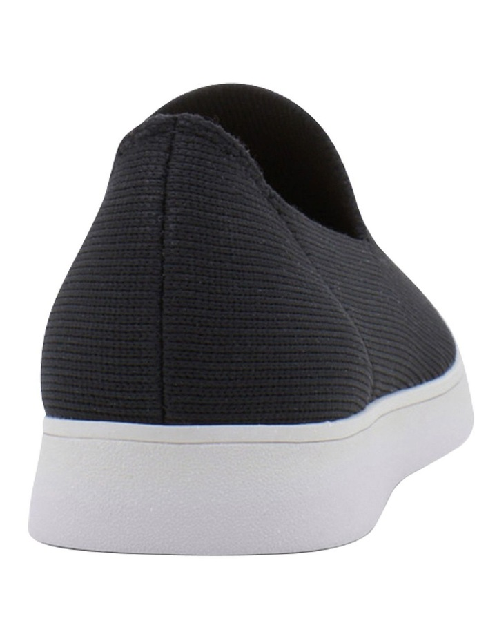 Martini Black Flat Shoe image 5