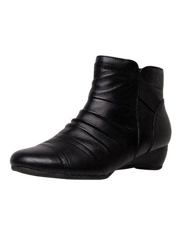 64c1d4594da D.F.SupersoftSupersoft Davenport Black Boot. D.F.Supersoft Supersoft  Davenport Black Boot