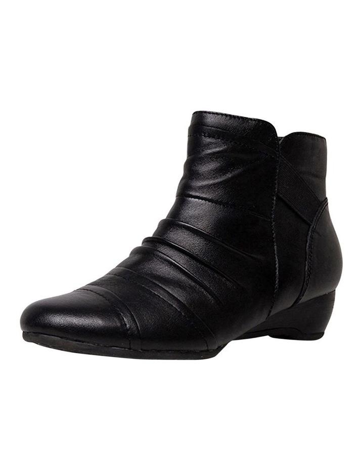 Supersoft Davenport Black Boot image 1