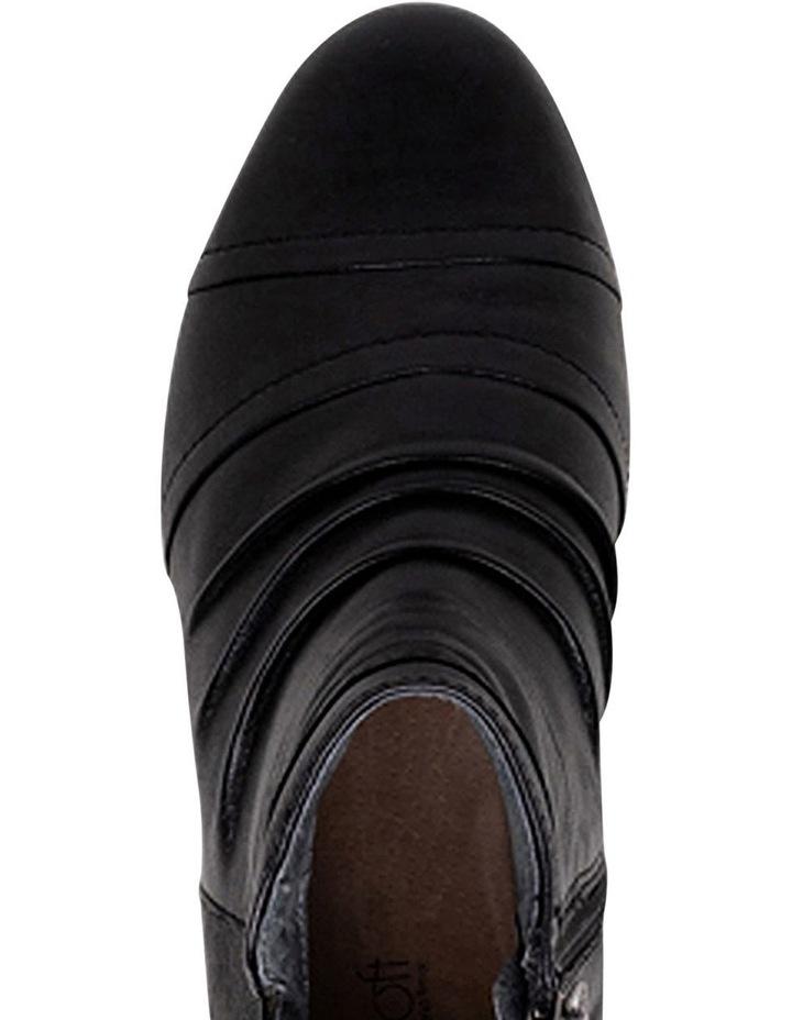 Supersoft Davenport Black Boot image 4