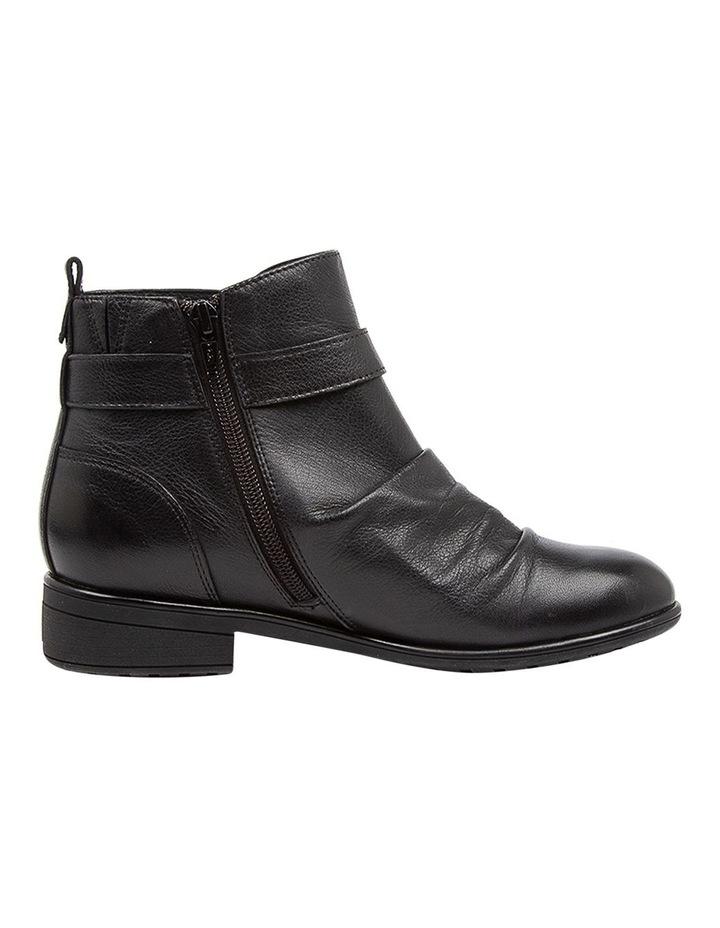 Edithvale Boot Black Euro Leather image 1