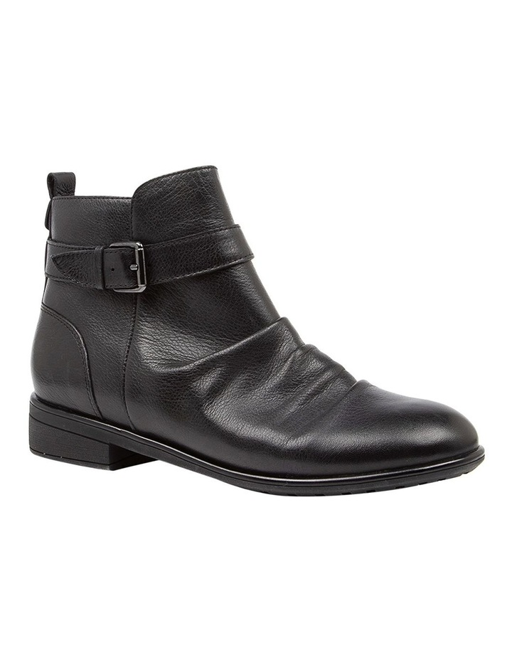 Edithvale Boot Black Euro Leather image 2