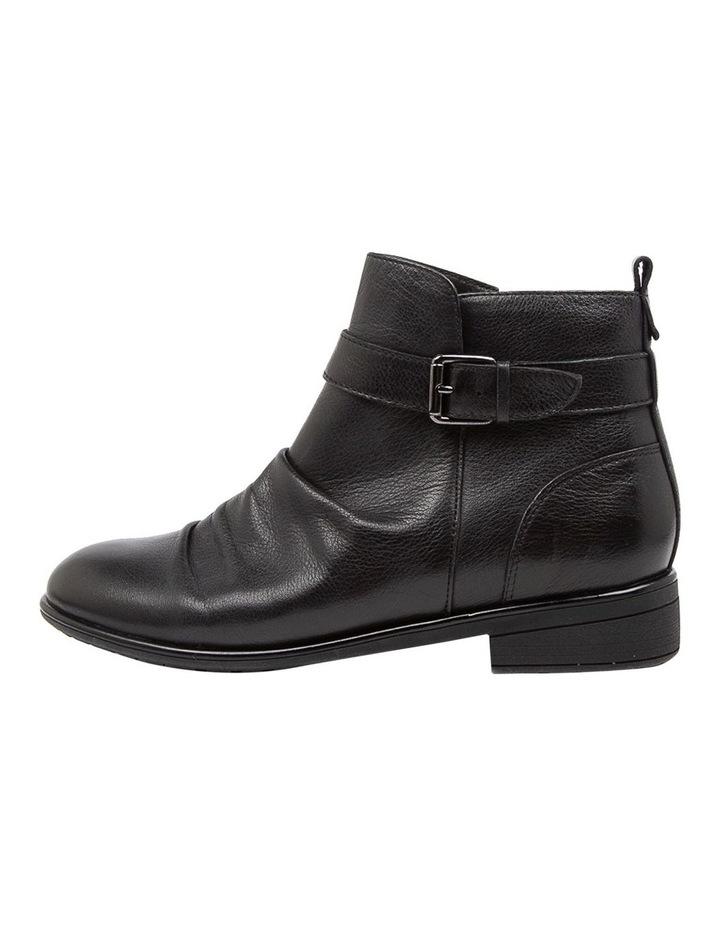 Edithvale Boot Black Euro Leather image 3
